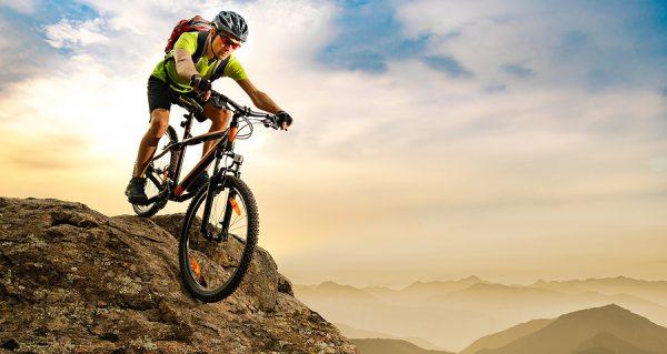 mountain biking for effortless fat loss