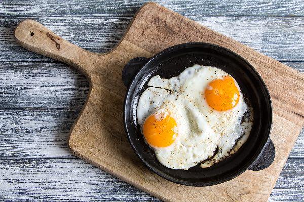 egg white vs egg yolk