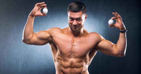 egg whites vs egg yolks and bodybuilding