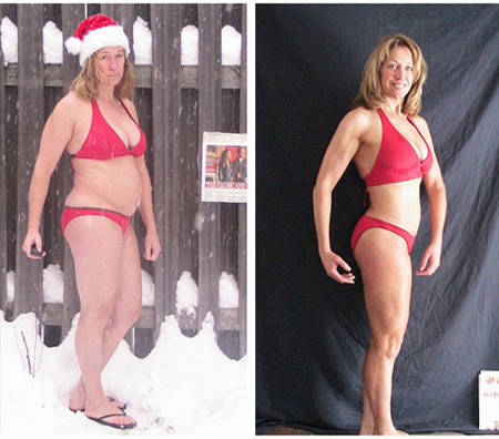 amazing 1 year steroid transformation