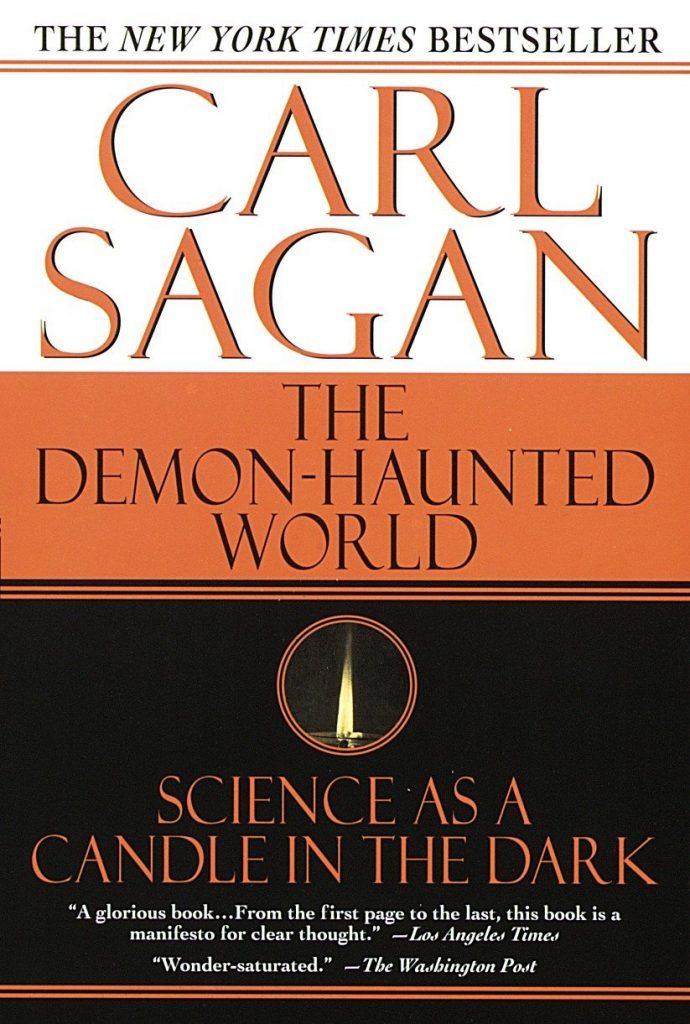 The Demon Haunted World By Carl Sagan Book