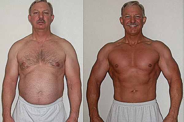 fat loss tips for men age 50+
