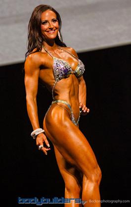 The Figure Athlete Body