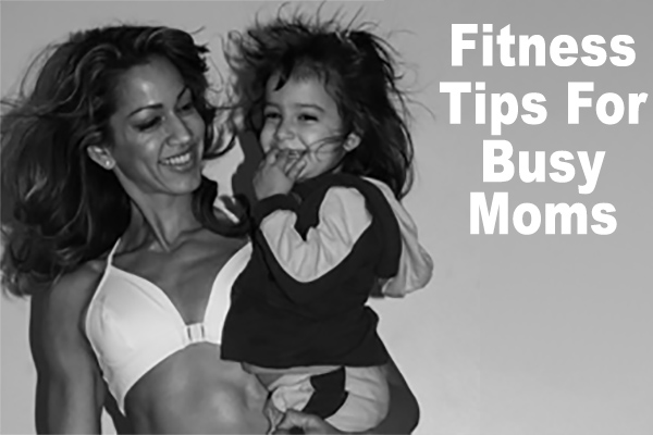 sumi Singh fitness tips for busy moms