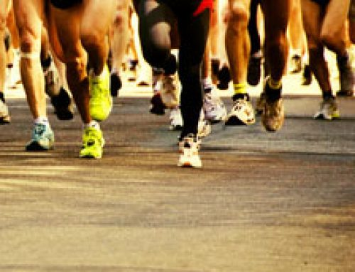 The Doctor Says, Running Will KILL You