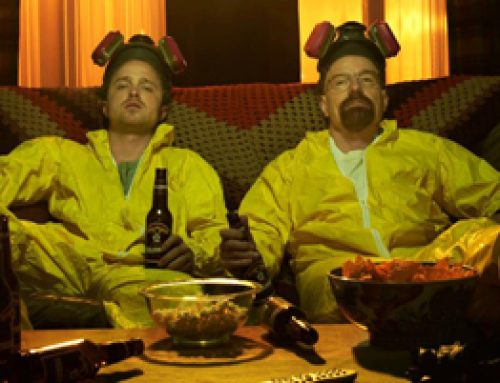 Breaking Bad… Eating Habits