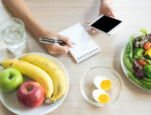 Double Your Weight Loss in 3 Minutes A Day With A Food Diary