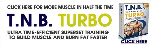 TNB TURBO workout by Tom Venuto