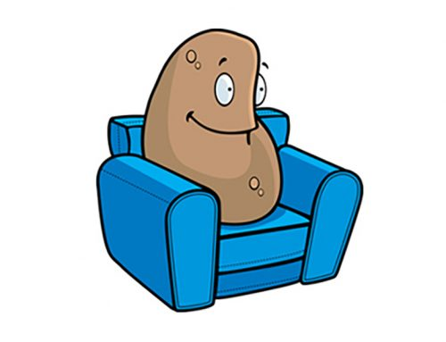 Are You An Active Couch Potato? (The Health Risks Of Sitting)