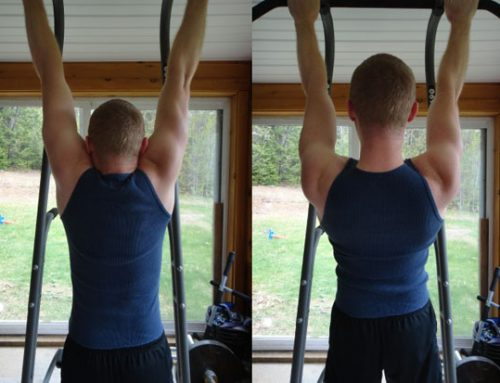 Pullups Are Awesome, But What If You Can't Do Any Yet?