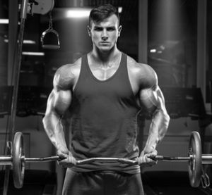 Gain muscle without lifting heavy