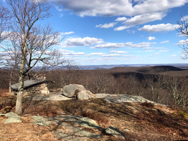 Harriman State Park, about 90 minutes north of NYC was a great training ground to prep for the PC