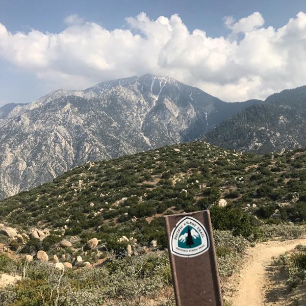 Mount San Jacinto, in Southern California
