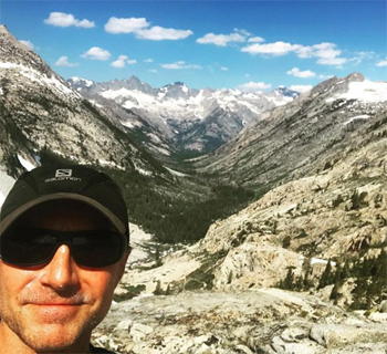 Tom Venuto pacific crest trail - kings canyon national park