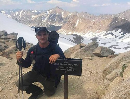 Tom Venuto's Epic And Unusual Journey On The 2650-Mile Pacific Crest Trail, Pt 2