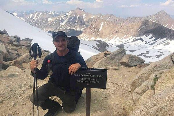 Tom Venuto Pacific Crest Trail hike part 2