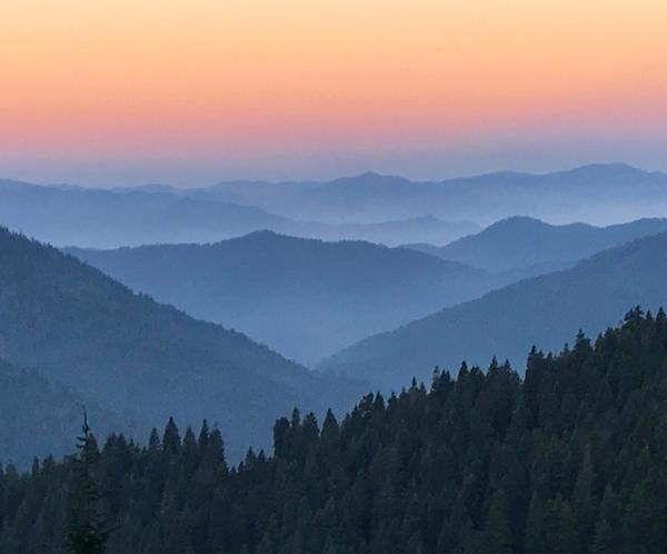 Tom Venuto pacific crest trail hike - Trinity Alps Wilderness