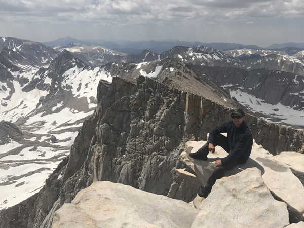 Hiking to the top of Mount Whitney, the highest peak in the continuous United States at elevation 14,508 feet, is a bucket list goal for thousands of people
