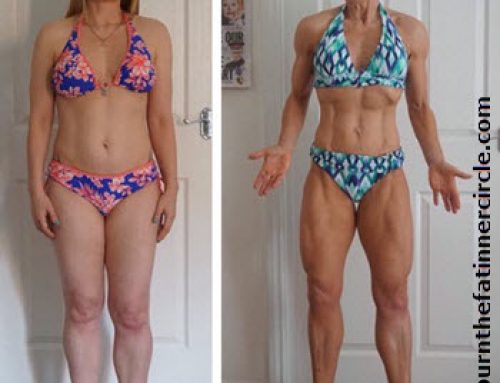 How A Grandmother Of 6 Built A Figure Athlete Body In 98 Days