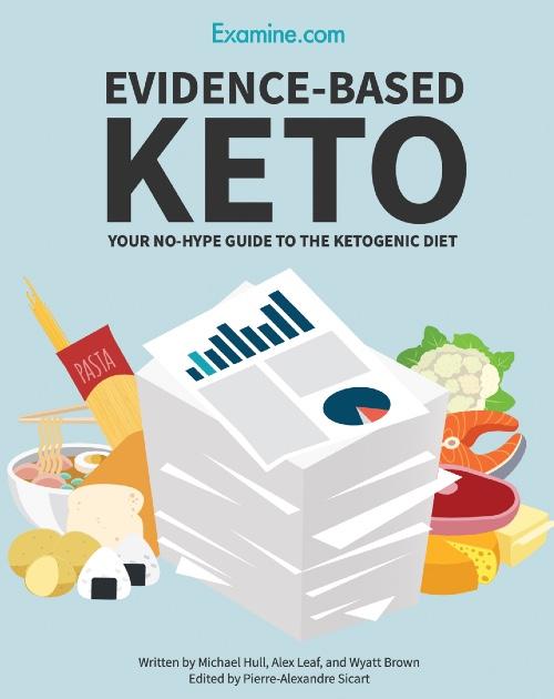evidence based keto guide by examine.com