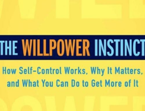 The WillPower Instinct By Kelly McGonigal Book Review