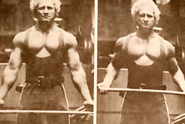 Vince Gironda Exercises