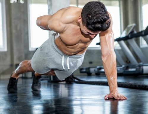 How To Make Push-Ups As Effective As The Bench Press