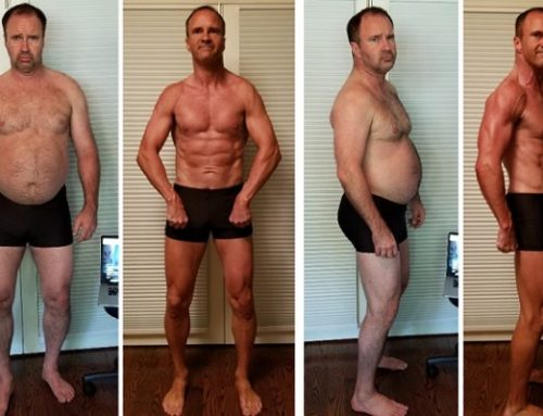 How A Health-First Focus Led To Body Transformation Victory