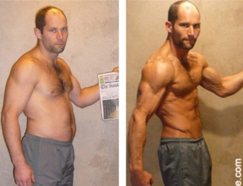 5 Strategies to Get Ripped: How James Shredded Down to 4.3% Body Fat in 49 Days