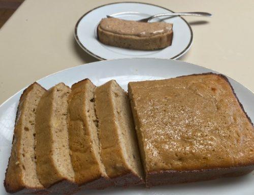 Protein Lover's Extra-Moist Banana Bread