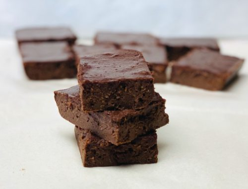 The Best Sweet Potato Protein Brownies In The World