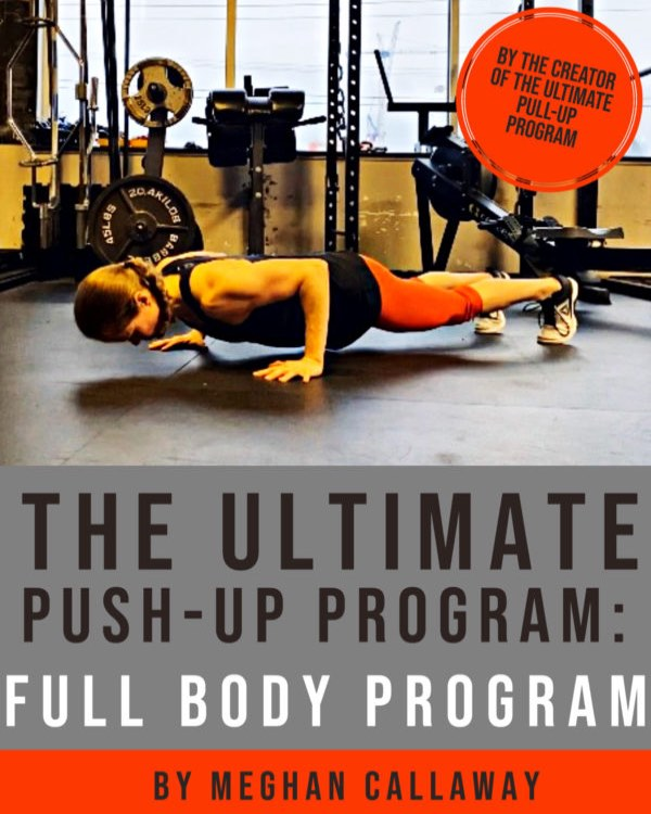 The Ultimate Push-Up Program Review - Meghan Calloway