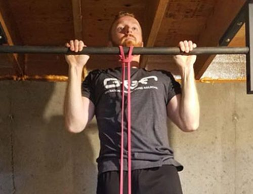Band Assisted Pull-Ups: A Secret Weapon For Getting Your First Body Weight Pull-Up?