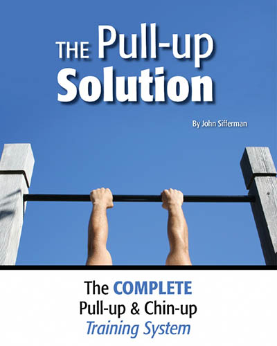 The pull-up solution program by John sifferman