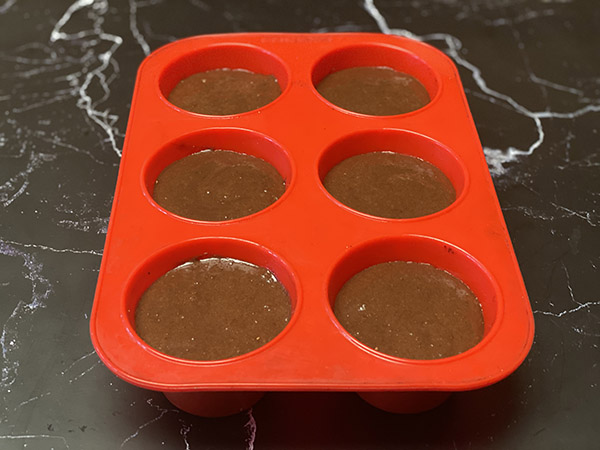 6 muffin silicone muffin pan large (Texas) sized
